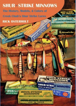 Shur Strike Lure Book